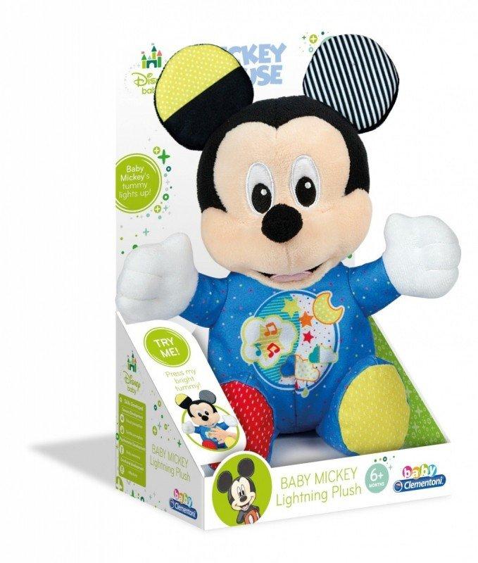 Maskotka Baby Miki Świecący Pluszak