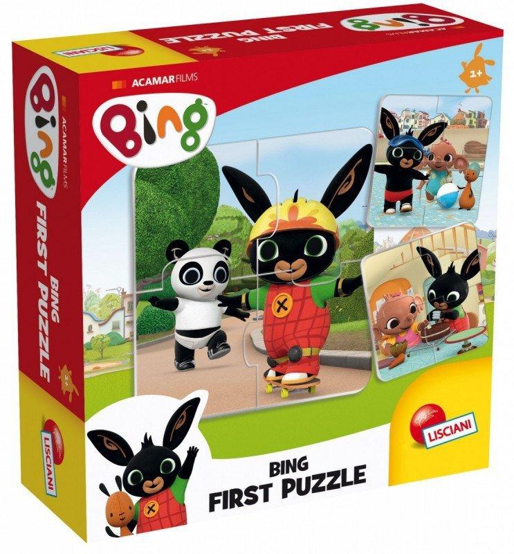Lisciani Układanka Pierwsze puzzle Bing