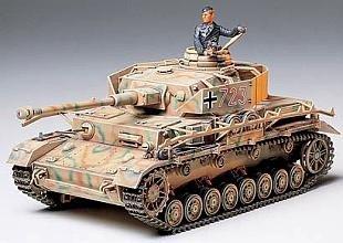 Model plastikowy Panzerkampfwagen IV Ausf. J