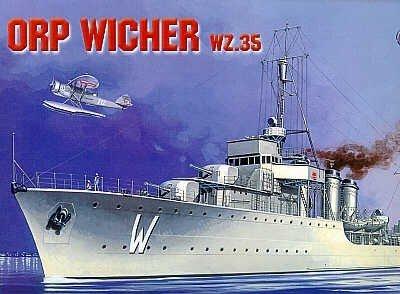 Mirage ORP Wicher WZ.35