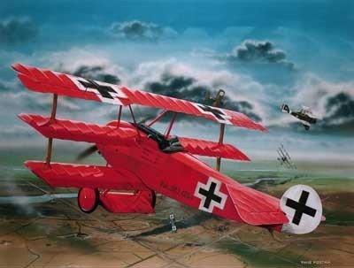REVELL Fokker Dr.I 'Rich thofen'