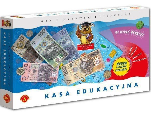 Alexander Gra Kasa Edukacyjna