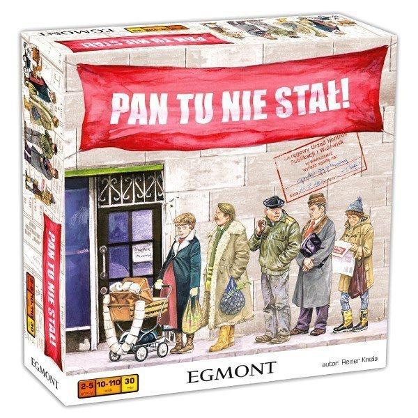 Egmont Gra Pan tu nie stał !