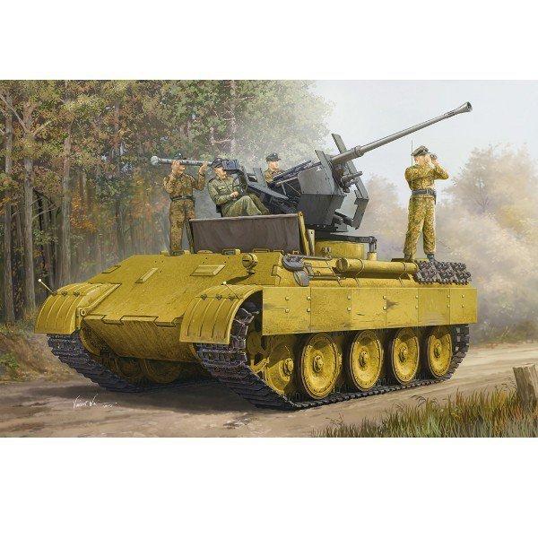 Hobby Boss German Panther Ausf.D Flak