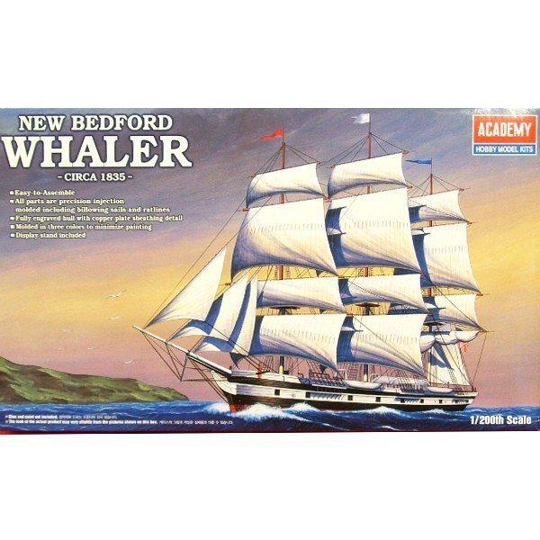 Academy Bedford Whaler Circa 1835