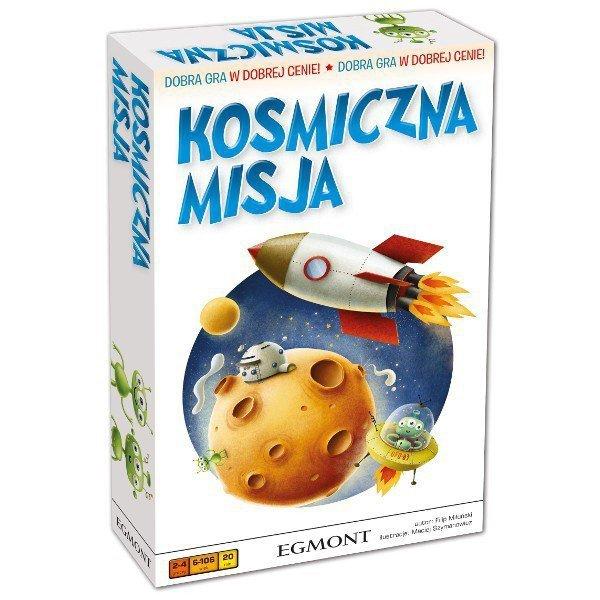 Egmont Dobra gra w dobrej Cenie, Kosmiczna Misja