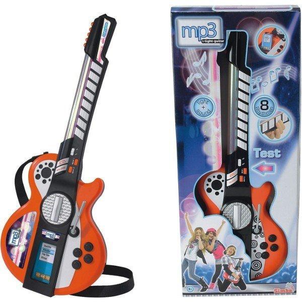 Gitara z Efektami Świetlnymi MP3