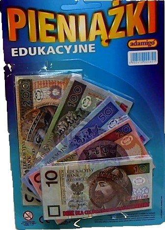 Adamigo Pieniądze Edukacyne PLN