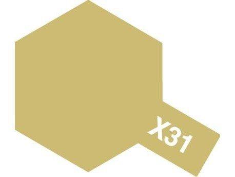 Tamiya Farba Acrylic Mini X-31 Titan Gold