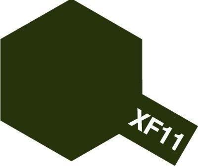 Tamiya Farba Acrylic Mini XF-11 J.N. Green