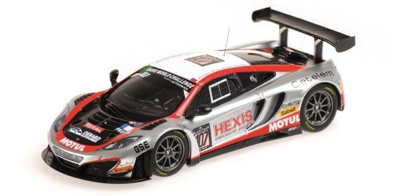 MINICHAMPS MINICHAMPS McLaren MP4-1 2C GT3 Hexis