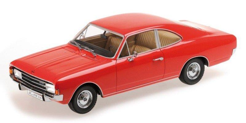 MINICHAMPS Opel Rekord C Coupe 1966