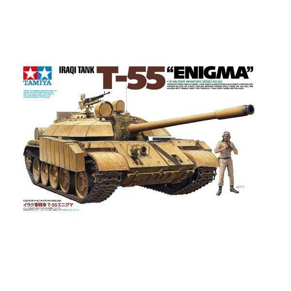 TAMIYA T-55 Enigma