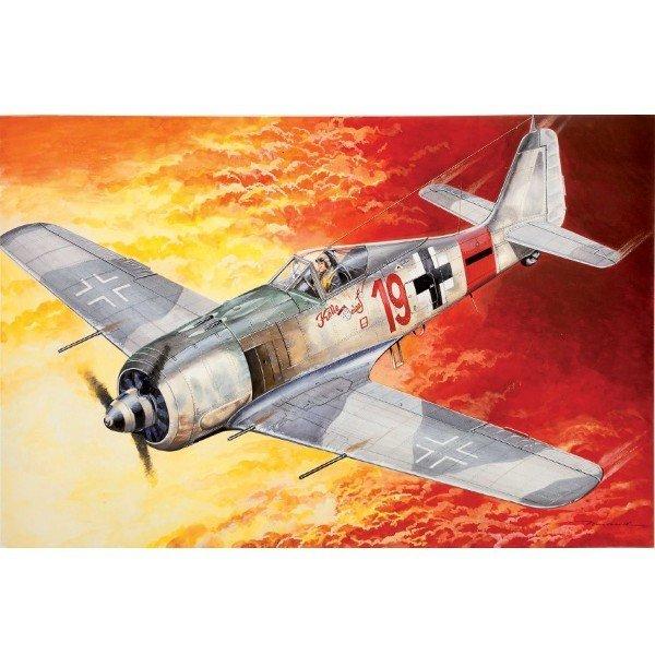 Italeri ITALERI Fw 190 A-8/F8