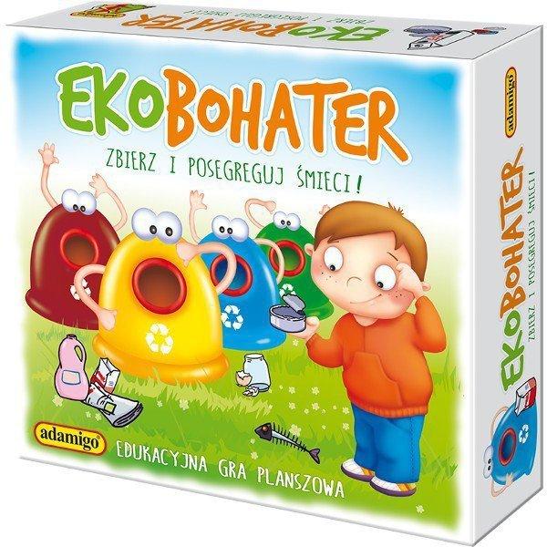 Gra Ekobohater edu