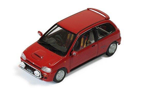 Subaru Vivio RX-R Test Car Ready for Race