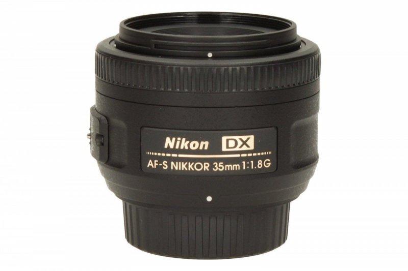Obiektyw NIKKOR 35mm f/1.8G AF-S DX