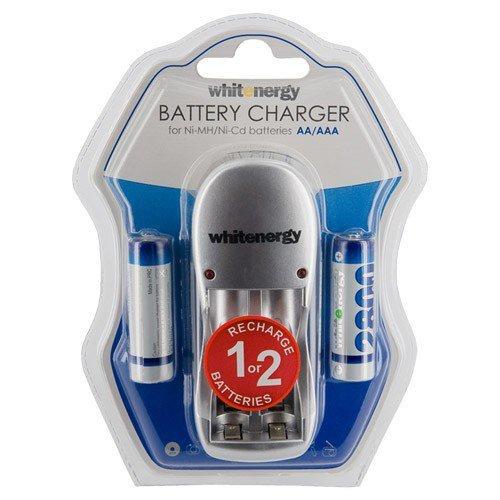 Ładowarka do Akumulatorów|2xAA/AAA|230V|2xAA 2800mAh Ni-Mh