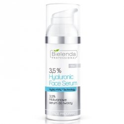 BIELENDA 3,5% Hialuronowe serum do twarzy 50g