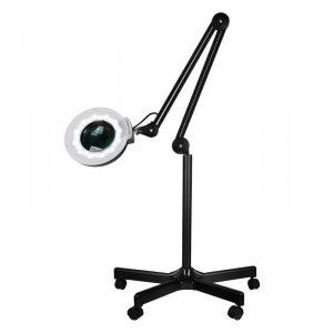 LAMPA LUPA S5 LED + STATYW CZARNA