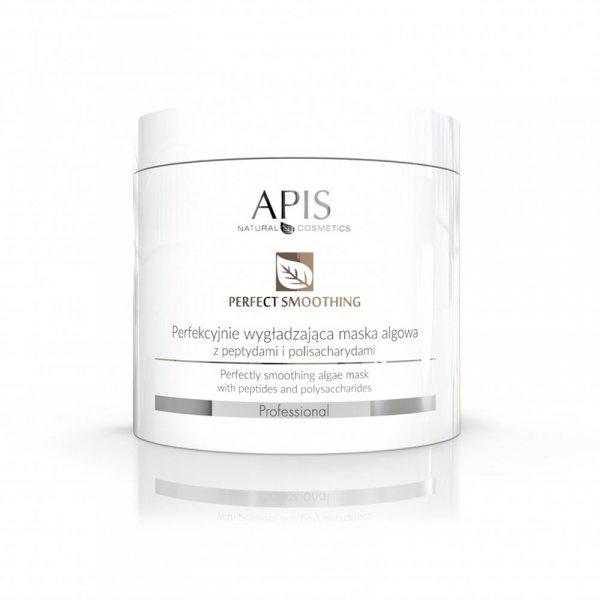 APIS Perfect Smoothing perfekcyjnie wygładzająca maska algowa z peptydami i polisacharydami 250g