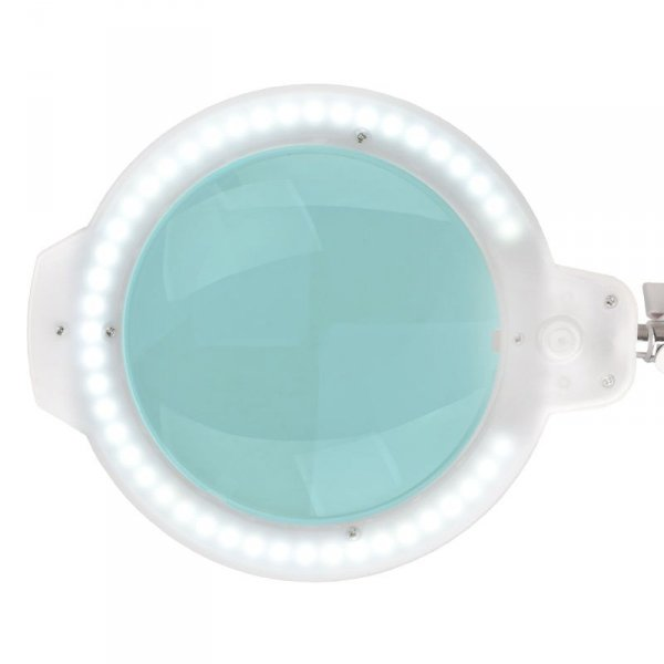 "LAMPA LUPA LED MOONLIGHT 8013/6"" WHITE ZE STATYWEM"