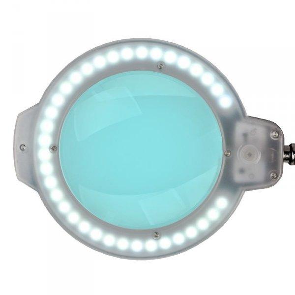"""LAMPA LUPA LED MOONLIGHT 8012/5"""""""" BLACK ZE STATYWEM"""
