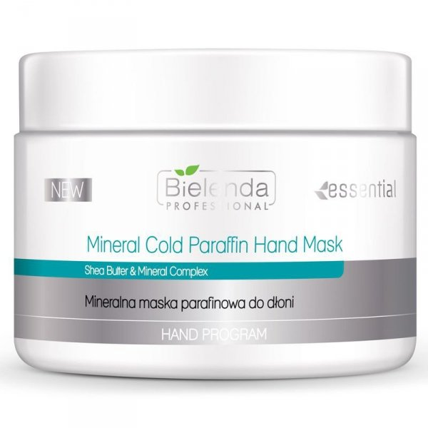 BIELENDA Mineralna maska parafinowa do dłoni 150 g