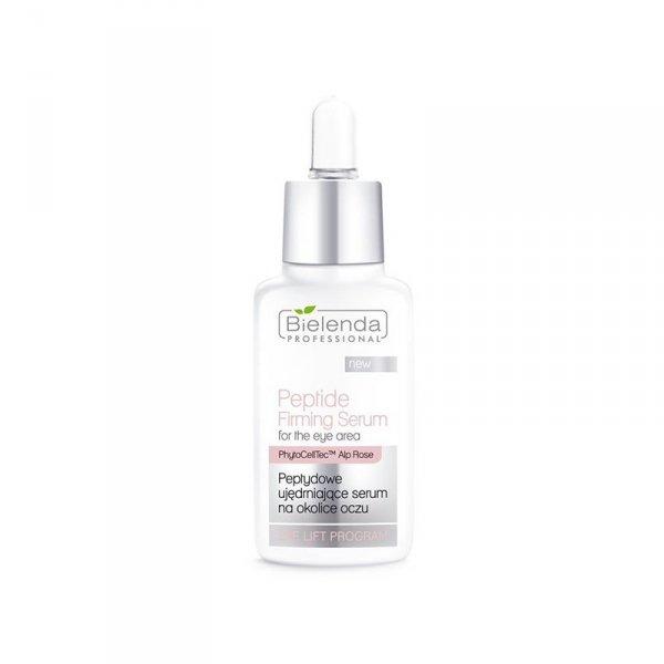 BIELENDA Peptydowe ujęrdniające serum na okolice oczu 30 ml