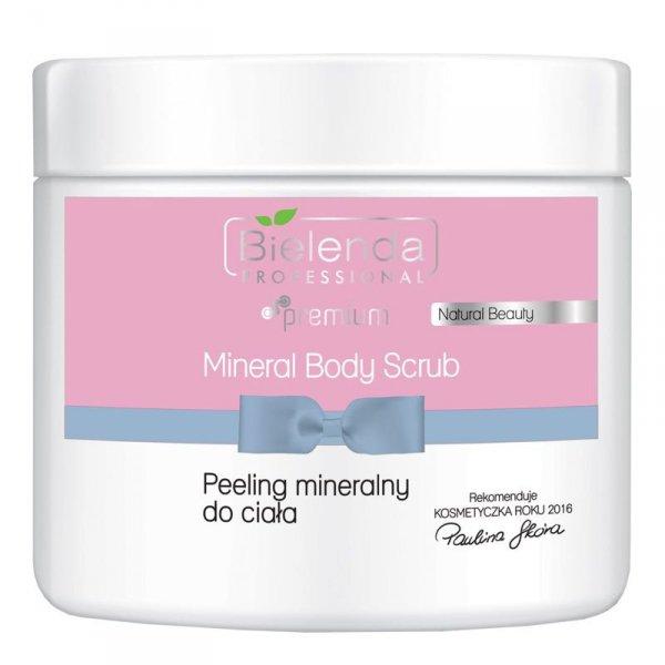BIELENDA Natural Beauty Peeling mineralny do ciała 500 g