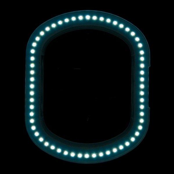LAMPA LUPA ELEGANTE 6028 60 LED SMD 5D ZE STATYWEM REG. NATĘŻENIE ŚWIATŁA