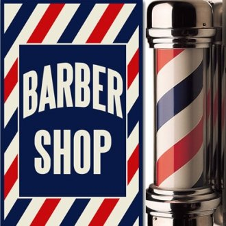 Mroczna historia barber pole
