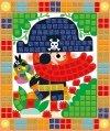 Zestaw kreatywny Mozaika Piraci 5+, Janod