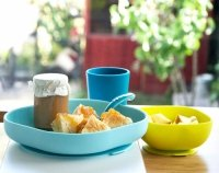 miseczki i talerzyki dla dzieci