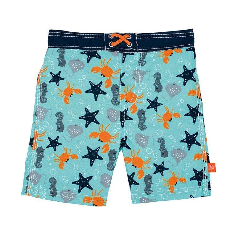 Lassig Spodenki do pływania z wkładką chłonną Star Fish UV 50+