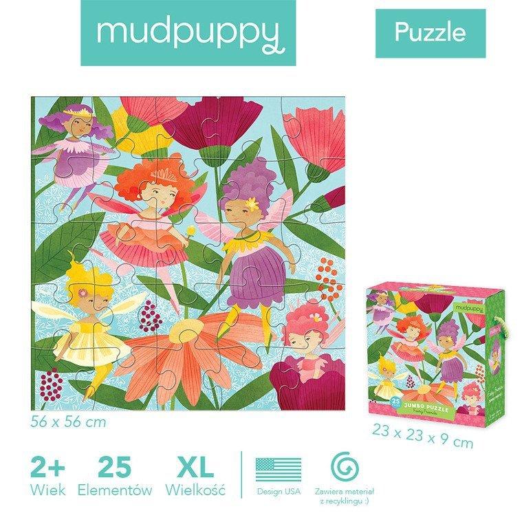 puzzle wróżki www.tuliki.pl