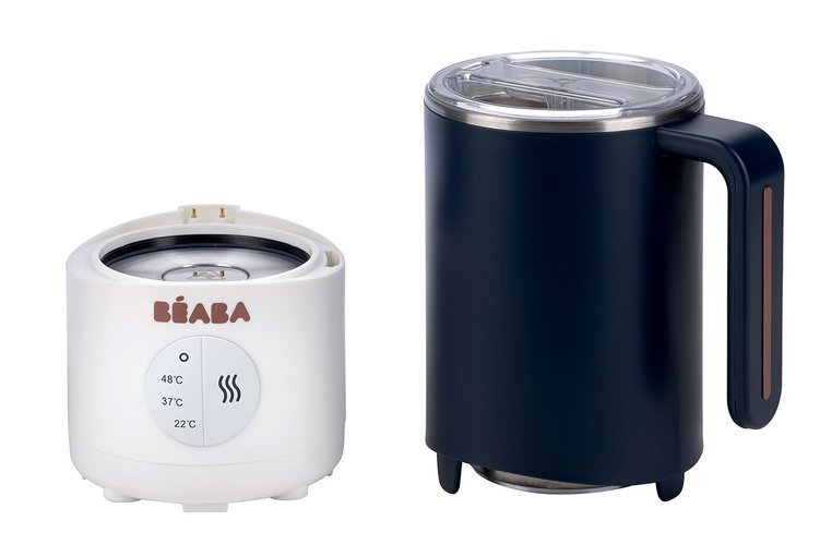 Beaba Milk Prep® Ekspres do mlecznych napojów Night blue
