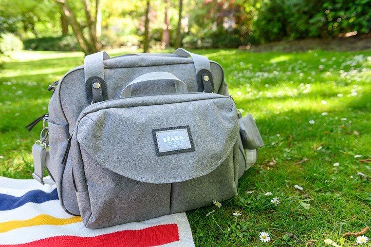 Beaba Torba dla mamy Geneva II heather grey