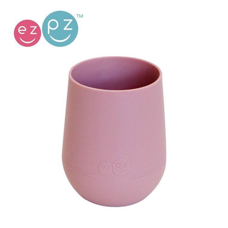 EZPZ Silikonowy kubeczek Mini Cup 120 ml pastelowy róż