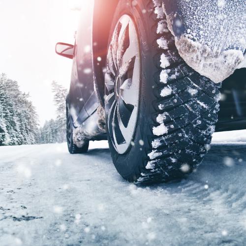 Opony do samochodów osobowych zimowe