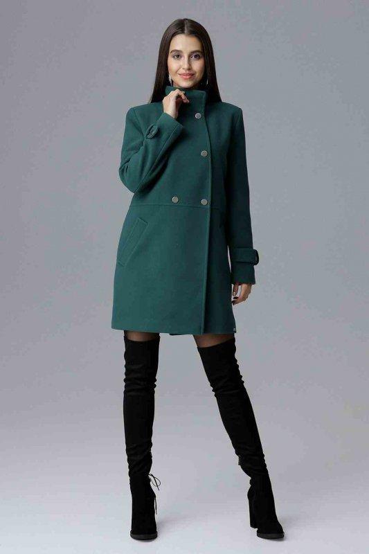 Płaszcz M623 Zielony