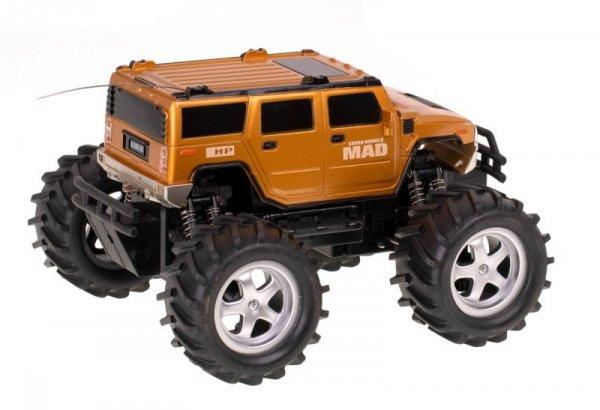 Samochód RC 6568-330N Monster Truck złoty