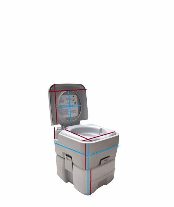 Toaleta turystyczna
