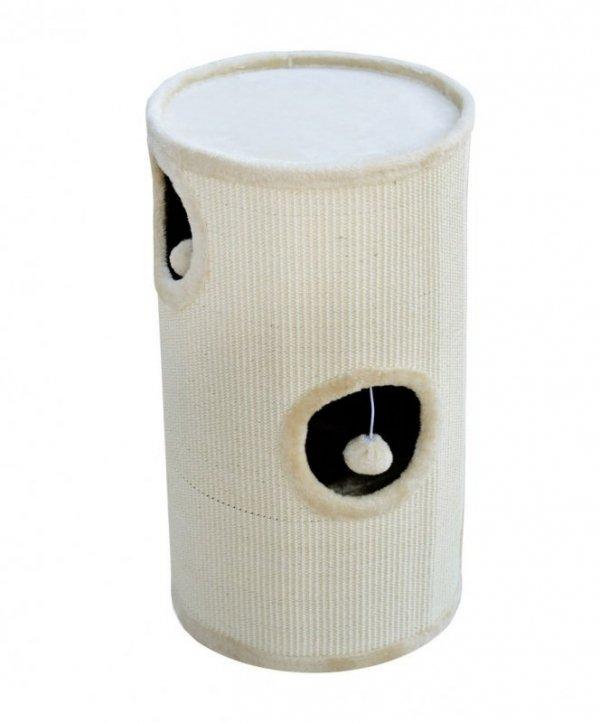 Drapak/Tuba/ Wieża/ Legowisko dla Kota 70cm Beżowa