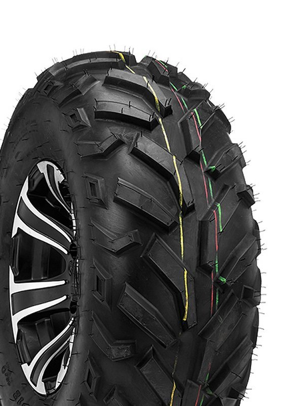 DURO DI2013F RED EAGLE 25x8-12 (210/75R12) 38J 4PR E#
