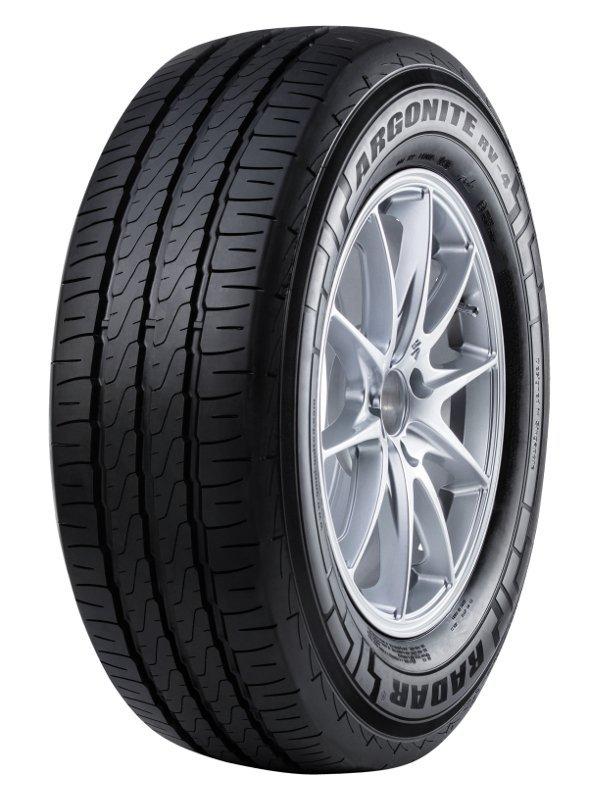 RADAR 185/75R16C ARGONITE RV-4 104/102R TL #E M+S RGD0033