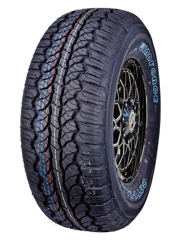 WINDFORCE P265/70R16 CATCHFORS AT 112T 4PR OWL TL WI312H1
