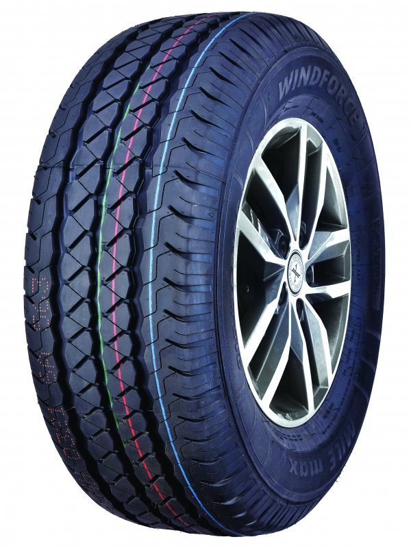 WINDFORCE 235/65R16C MILE MAX 115/113R TL OWL #E WI036H1