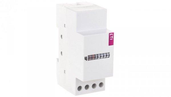 Licznik czasu pracy TH35 230V HM-1 002472045