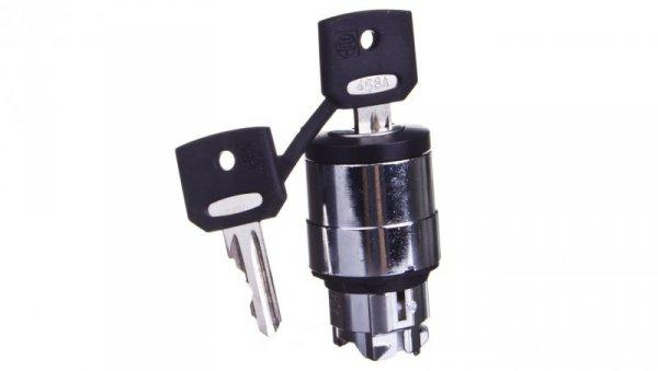 Napęd przełącznika 3 położeniowy klucz 458A bez samopowrotu ZB4BG310